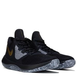 Men's precision 2 basketball shoes.